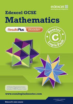 GCSE Mathematics Edexcel 2010: ResultsPlus Booster C Login Pack by
