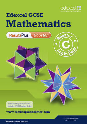 GCSE Maths Edexcel 2010: Spec A Booster C Bundle by Keith Pledger, Graham Cumming, Kevin Tanner, Gareth Cole