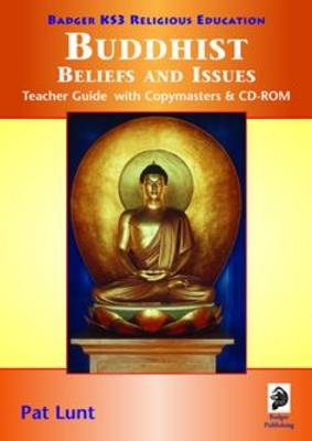 Buddhist Beliefs and Issues Teacher Book & CD by Pat Lunt