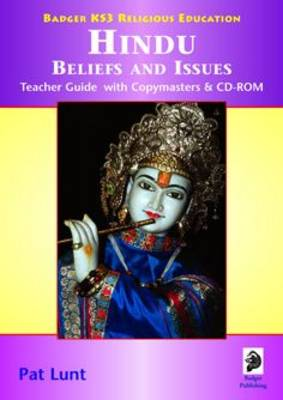 Hindu Beliefs and Issues Teachers Book & CD by Pat Lunt