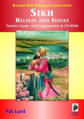 Sikh Beliefs and Issues Teacher Book & CD by Pat Lunt