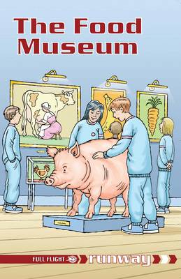 The Food Museum by Jillian Powell, Alison Hawes