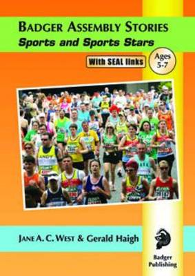 Sports and Sports Stars by Jane A. C. West, Gerald Haigh