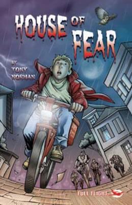 House of Fear by Tony Norman, Jillian Powell