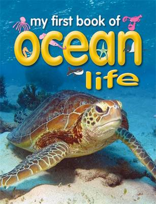 My First Book of Ocean Life by
