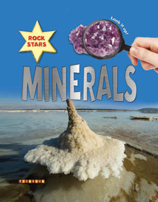 Rock Stars Minerals by