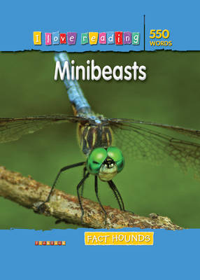 Fact Hounds 550 Words: Minibeasts by