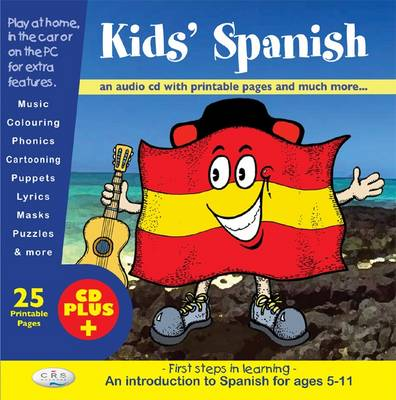 Kids' Spanish First Steps in Learning by