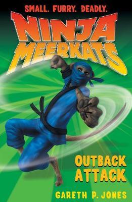 Outback Attack by Gareth P. Jones