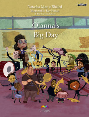 Olanna's Big Day by Natasha Mac a'Bhaird