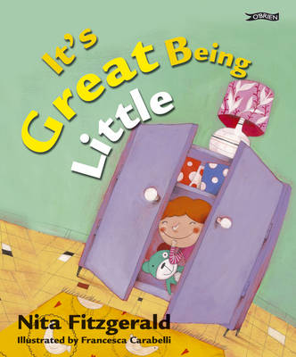 It's Great Being Little by Nita Fitzgerald
