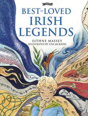 Best-loved Irish Legends Mini Edition by Eithne Massey