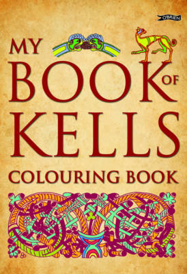 My Book of Kells Colouring Book by Eoin O'Brien