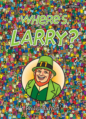 Where's Larry? by Phillip Barrett