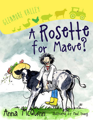 A Rosette for Maeve by Anna McQuinn