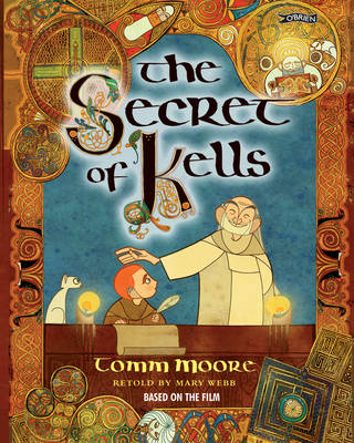 The Secret of Kells by Tomm Moore