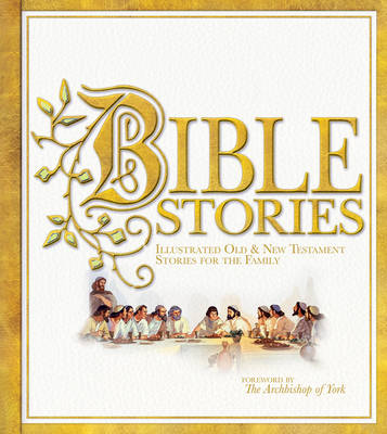 Bible Stories Illustrated Old and New Testament Stories for the Family by James Harpur