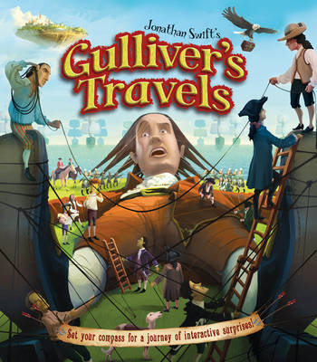 Gulliver's Travels by Harriet Castor