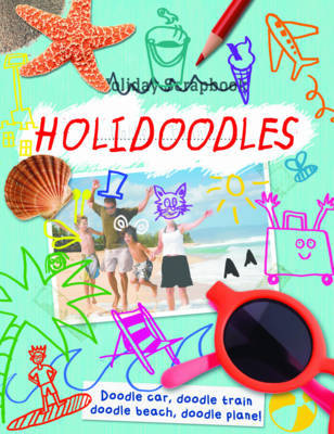 Holidoodles The Holiday Doodle Book by Elle Ward