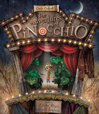 The Adventures of Pinocchio by Stella Gurney