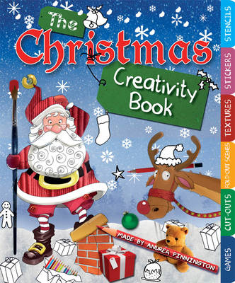 Creativity Book-Christmas by Andrea Pinnington