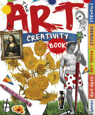 Art Creativity Book by Ruth Thomson