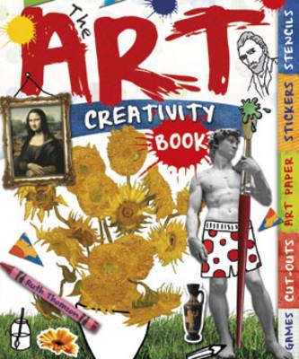 Art Creativity Book by Ruth Thomson