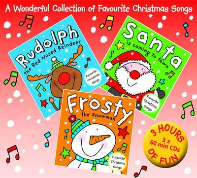 Christmas Fun Triple CD Gift Set by