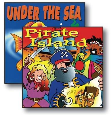 Pirate Island - Under the Sea by