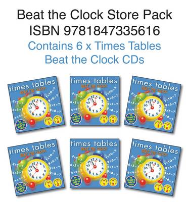 Times Tables Beat the Clock Store Pack by