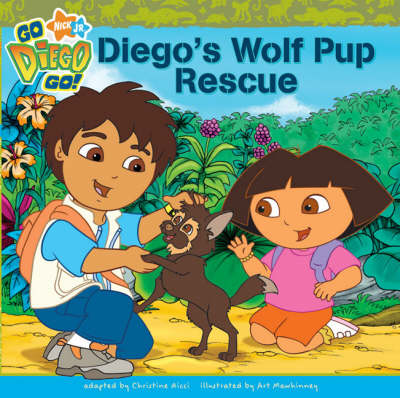 Diego's Wolf Pup Rescue by Nickelodeon