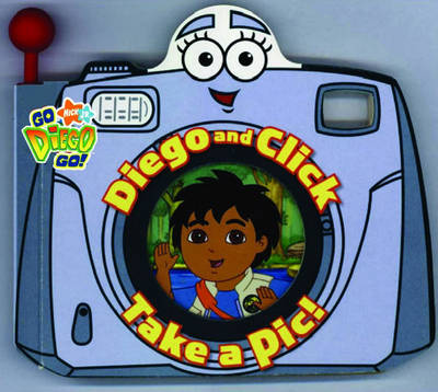 Diego and Click Take a Pic! by Nickelodeon