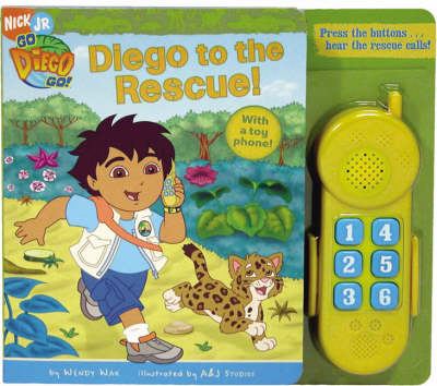 Diego to the Rescue by Nickelodeon