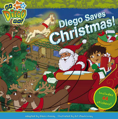 Diego Saves Christmas by Nickelodeon