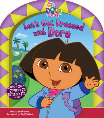 Let's Get Dressed with Dora by Nickelodeon