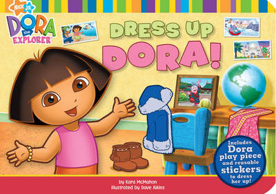 Dress-up Dora! by Nickelodeon