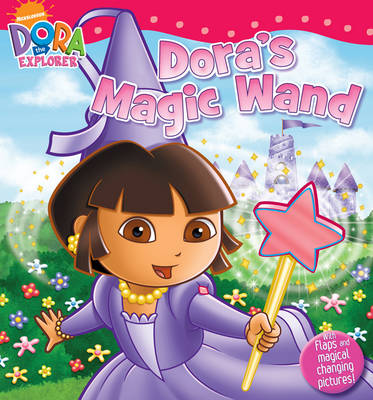 Dora's Magic Wand by Nickelodeon