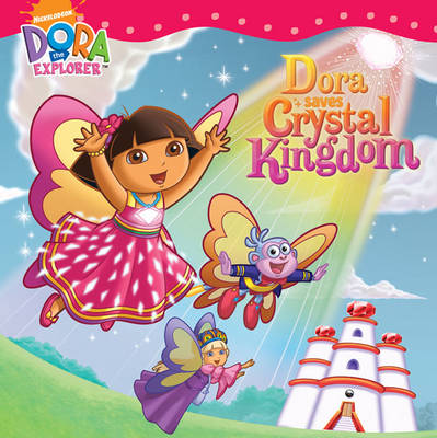 Dora Saves the Crystal Kingdom by Nickelodeon