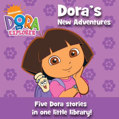 Dora's New Adventures Little Library by Nickelodeon