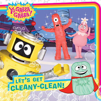 Let's Get Cleany-Clean! by