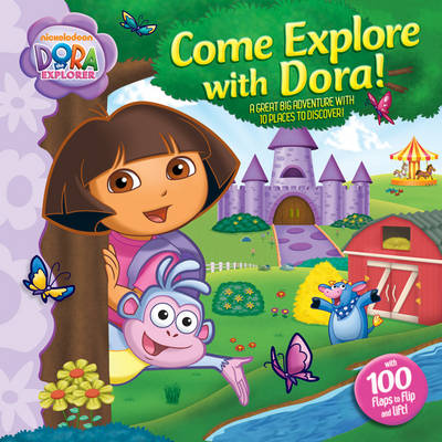 Come Explore with Dora! by Nickelodeon
