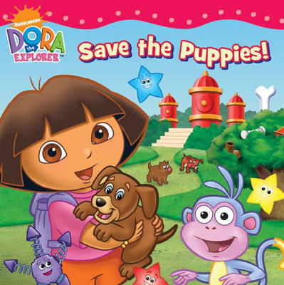 Dora Saves the Puppies by Nickelodeon