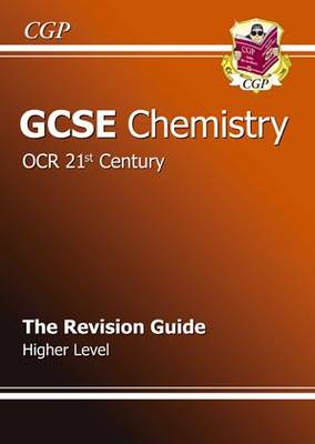 GCSE Chemistry OCR 21st Century Revision Guide by Richard Parsons