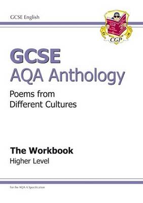 GCSE English AQA Anthology Workbook Higher by Richard Parsons