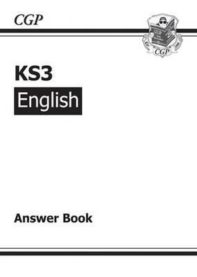 KS3 English Answers (for Workbook) by Richard Parsons