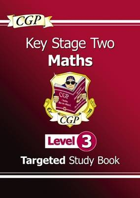 KS2 Maths Study Book - Level 3 by CGP Books