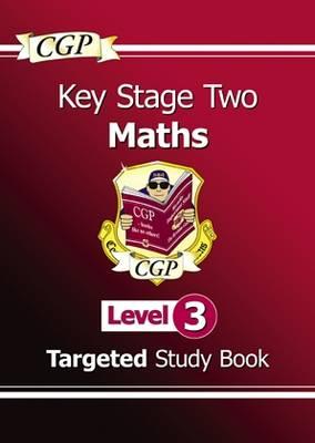 KS2 Maths Study Book - Level 3 by CGP Books