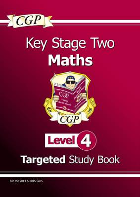 KS2 Maths Study Book - Level 4 by CGP Books