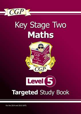 KS2 Maths Study Book - Level 5 by CGP Books