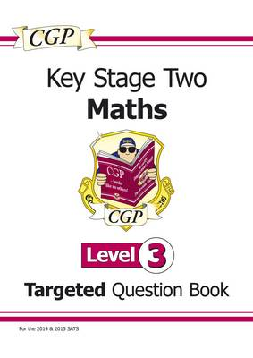 KS2 Maths Question Book - Level 3 by CGP Books